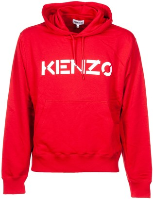 Kenzo Chest Logo Hoodie