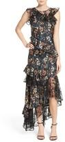 Sachin + Babi Women's Titiana Asymmetrical Gown