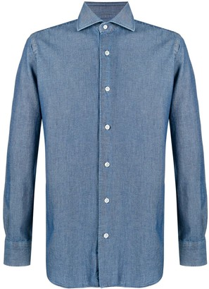 Barba Classic Button-Up Shirt