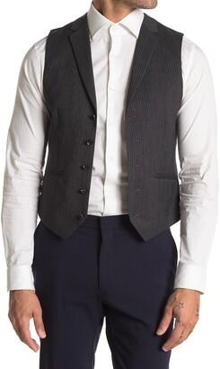 Reiss Dobron Slim FIt Suit Separates Vest