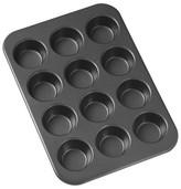 Wilton Ultra Bake Pro 12 Cavity Muffin Pan Gray