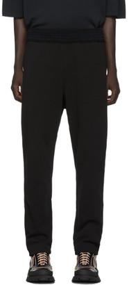 Jil Sanderand Black Cotton Trousers