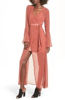 The Fifth Label Women's Freya Bell Sleeve Wrap Maxi Dress