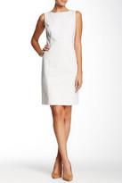 Lafayette 148 New York Carol Metallic Stripe Dress