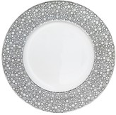 Caskata Ellington Shine Platinum Dinner Plate