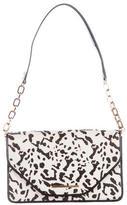 Rachel Zoe Ponyhair Shoulder Bag