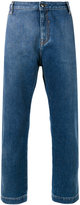 Ports 1961 cropped jeans - men - Cotton - 35