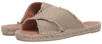 Castaner Palmera Espadrille Sandal (Oro Claro) Women's Shoes