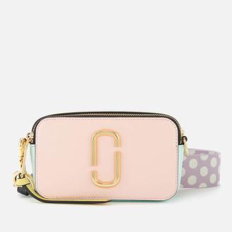 Marc Jacobs Women's Snapshot Bag - Blush Multi