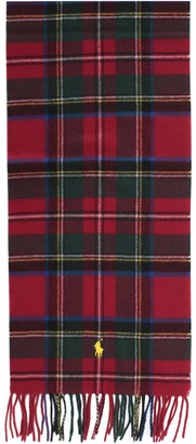Polo Ralph Lauren Wool Recycled Wool Scarf