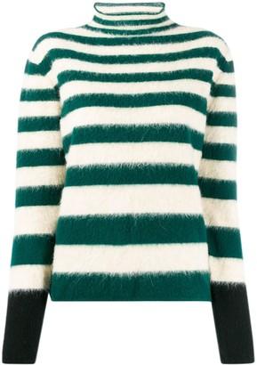 Marni Stripped Wool Jumper
