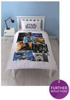 Star Wars Rogue One Battle Single Duvet Cover Set