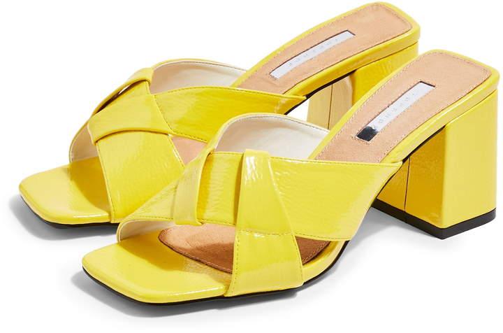 Topshop Roux Slide Sandal