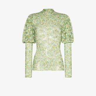 Collina Strada Cardio Princess floral blouse
