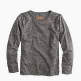 J.Crew Boys' long-sleeve jersey T-shirt