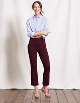 Boden Hampshire Crop Flare Pants