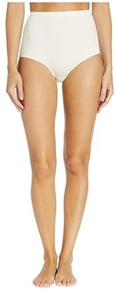 Bali Full Cut Fit Cotton Brief (Silken Pink) Women's Underwear