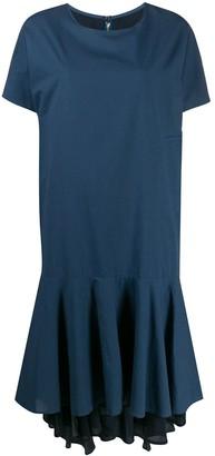 Y's Layered Midi Dress