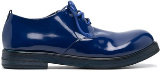 Marsèll Patent Lace-Up Leather Shoes