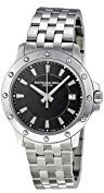 Raymond Weil Men's 5599-St-20001 Tango Stainless Steel Bracelet Black Stick Dial Date Watch