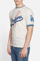 Red Jacket Men's 'Los Angeles Dodgers - Remote Control' T-Shirt