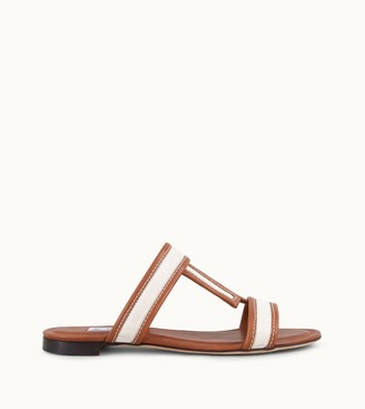 Tod's Tods Sandals in Leather