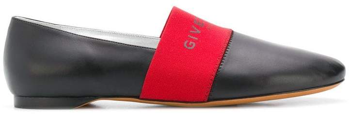 Givenchy Bedford elastic band slippers