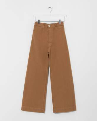 Jesse Kamm Cork Sailor Pants
