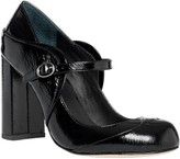 Max Studio Holmby – Patent Leather High Heel Mary Janes