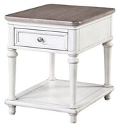 Panama Jack Sonoma End Table with Storage Home