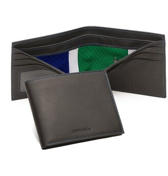 Tokens & Icons Vancouver Canucks Game-Used Uniform Wallet
