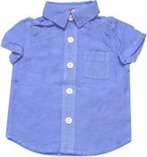 BIT'Z KIDS - Baby Boy's Natural Linen Shirt