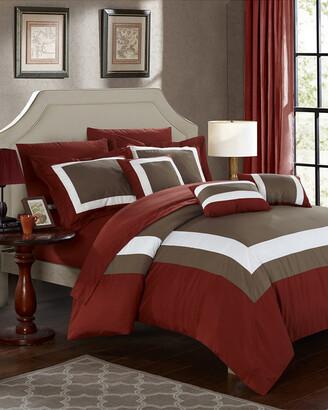 Chic Home 10Pc Comforter Set