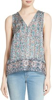 Joie Women's Joaquin Silk Top