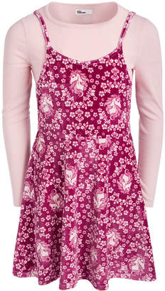 Epic Threads Big Girls Unicorn Floral Dress