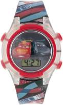 Disney Boy's Swiss Automatic Plastic Casual WatchMulti Color (Model: CRSKD16004FL)