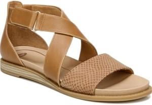 Dr. Scholl's Women's Koa Ankle Strap Dress Sandals Women's Shoes
