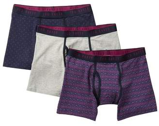 Ted Baker Assorted Boxer Briefs - Pack of 3