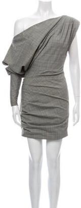 CARMEN MARCH Wool Midi Length Dress Wool