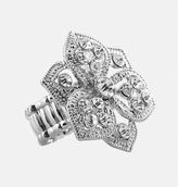Avenue Stone Flower Stretch Ring