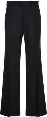 Maison Margiela high-waisted flared trousers