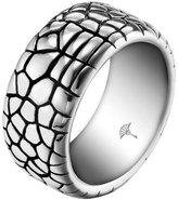 JOOP! Women's Ring Stainless Steel With Animal Print W