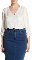 BB Dakota Ignacio Shirt (Plus Size)