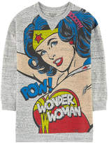 Little Eleven Paris Wonderwoman sweatshirt dress