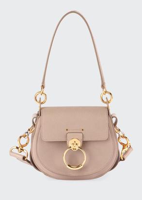 Chloé Tess Medium Grained Crossbody Bag