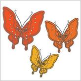 Avalisa Butterfly Stretched Print
