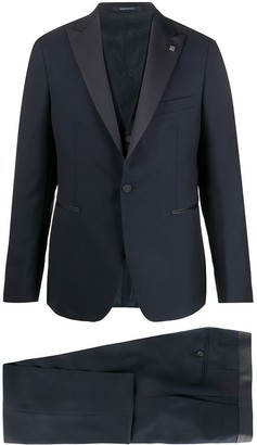 Tagliatore Fitted Two-Piece Suit