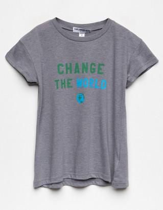 Sub Urban Riot Change The World Girls Tee