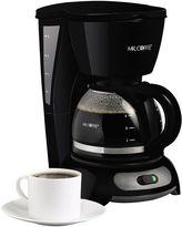 Mr. Coffee 4-Cup Coffee Maker