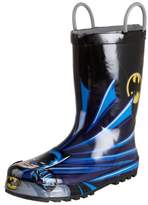 Western Chief Boys' Waterproof Easy-On Character Rain Boot
